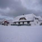 Ferienwohnungen Pfau Neuendorf im Winter