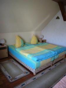 Fewo Pfau Doppelbettzimmer 1.OG links