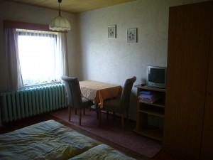 Fewo Pfau Doppelbettzimmer 1.OG rechts