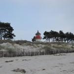 Kleiner Leuchtturm am Gellen